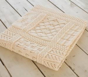 Martello Crochet blanket from grandma