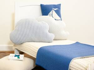 Martello Bed cover with the pillowcase