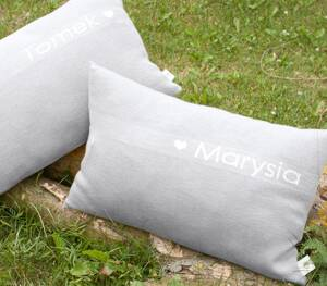 Martello Anniversary pillows